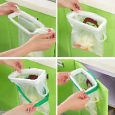 1Pc Kitchen Trash Bags Hanging Rack Convenient Creative Useful Strong New