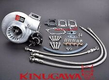 "Kinugawa Turbocharger 3"" Anti-Surge TD05H-16G S13 SR20DET CA180DET 8cm w/ Kit"
