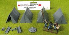 TENDE – Ridge TENDE RENEDRA 1/72 FLAGS PAESAGGIO & terreno 28mm