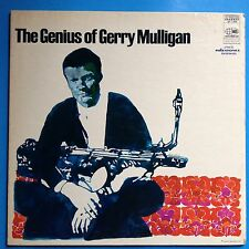 Gerry Mulligan-The Genius Of-1968 World Pacific Stereo-PROMO-RE- M-/M- UNPLAYED