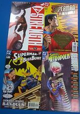 SUPERMAN lot of (5) Special Issues (1993-2005) DC Comics FINE