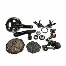2016 SHIMANO Deore XT M8000 MTB Mountain Bike Groupset Group Set 11-speed New