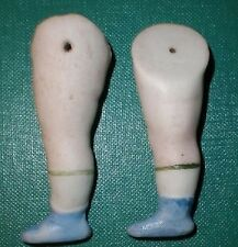 antique legs for dollhouse doll wire fixing 2.33""