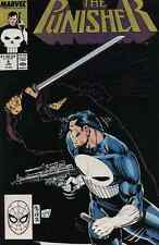 PUNISHER #9 VERY FINE 1988 MARVEL COMICS GRUOUP