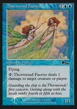 Magic The Gathering Urza's Legacy Thornwind Faeries FOIL