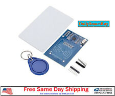 RFID RC522 Reader Module Kit with Card Tag Key Chain for Arduino 13.56 Mhz