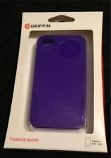 Griffin FlexGrip Punch iPhone 4 16GB 32GB  Protective Case New