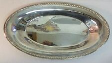 Vintage Primrose Plate Silverplate EP on Copper #674 aka-hbc