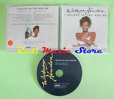 CD singolo Whitney Houston ‎I Believe In You And Me ASCD-3285 PROMO no mc lp(S20