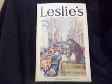 1913 JANUARY 9 LESLIE'S WEEKLY MAGAZINE - AUTOMOBILE NUMBER - ST 1217