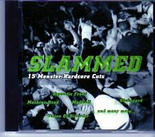 (EI885) Slammed, 15 Monster Hardcore Cuts - 1997 CD