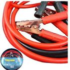 JUMP LEADS BOOSTER CABLES 1200amp 5 Meter Extra Long Thick Heavy Duty Cable