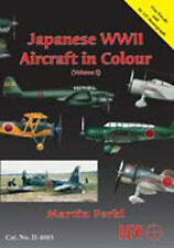 JAPANESE WWII AIRCRAFT IN COLOUR PT 1 REVI PUBLICATIONS