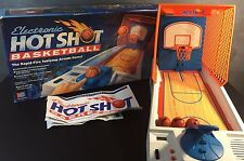 Vintage 1990 Milton Bradley Electronic Hot Shot Basketball Electronic Game