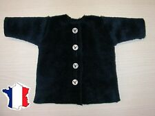 Manteau NEUF pour Miss Corolle 36 cms Ref.marine