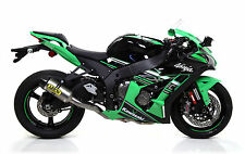 ARROW KIT EXHAUST COMPETITION SCARICO COMPLETO INOX KAWASAKI ZX 10 R 2016