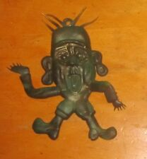 Vintage Rubber ugly monster jiggler Voodoo Frankenstein like creature