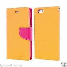 "Genuine MERCURY Goospery Leather Wallet Case Cover For iPhone 6/6s PLUS (5.5"")"