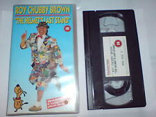 ROY CHUBBY BROWN THE HELMET'S LAST STAND - VHS