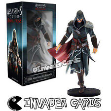 Assassins CREED REVELATIONS EZIO AUDITORE DA FIRENZE Statua PVC Figure Nuovo Inscatolato