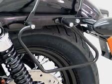 Nuevo Fehling Negro Alforja soporta Para Harley-Davidson XL 2004 y más tarde 7232