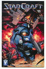 Starcraft II 2 0 Wildtorm 2010 NM+ 9.6 Wings Of Liberty Exclusive Variant