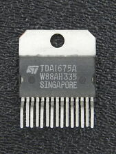 SGS-THOMSON TDA1675A Vertical Deflection Circuit