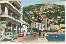 CP 06 - Alpes-Maritimes - Villefranche-sur-Mer - Les quais et les restaurants