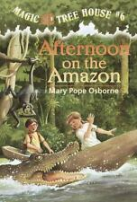 Afternoon on the Amazon Magic Tree House, No. 6