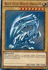 CT13-EN008 BLUE-EYES WHITE DRAGON  - ULTRA RARE  LIMITED EDITION