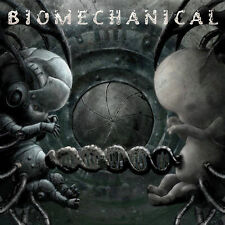 Biomechanical - The Empires Of The Worlds (2006 CD) Enhanced Album Inc 3 Videos