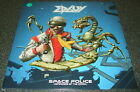 EDGUY-SPACE POLICE-2014 2xLP GREEN VINYL-LIMITED TO 100-AVANTASIA-NEW & SEALED