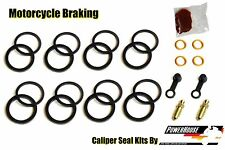 Yamaha FZS600 FZS 600 Fazer front brake caliper seal repair kit 2001 2002 2003
