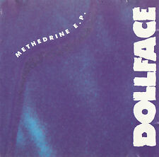 DOLLFACE : METHEDRINE E.P. / 4 TRACK-CD (KILL CITY RECORDS KILLCD 006)