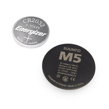 Suunto M5 Battery Kit With Plastic Cover For Suunto M5 - SS016616000