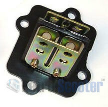 Two Stroke REED VALVE Complete Compatible With Apache RLX 100cc Aeon Cobra