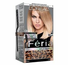NEW! L'Oreal Feria Wild Ombre Brush-On Ombre Effect -Light to Medium Blonde #080