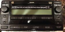 Toyota In-Dash CD, Radio, MP3 player (DEH-MG8257) from 2006 4 Runner