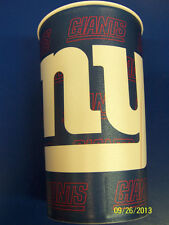 New York Giants NY NFL Football Sports Banquet Party Favor 22 oz. Plastic Cup
