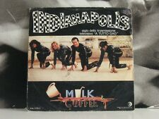 "MILK & COFFEE - INDIANAPOLIS / ISLAND MAN 45 GIRI 7"" SIGLA TV A TUTTO GAS"