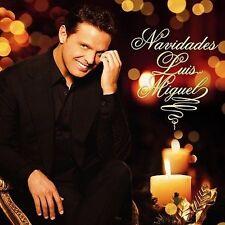 New/Nuevo: LUIS MIGUEL - Navidades (Christmas) CD