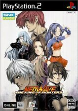 Used PS2 The King of Fighters NeoWave Japan Import