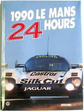 LE MANS 24 HOURS 1990 YEARBOOK / ANNUAL MOITY TEISSEDRE BOOK ISBN:0951284037
