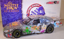 2002 Action 1:24 The Muppets Show 25th Anniversary Clear Event Car NASCAR Dodge