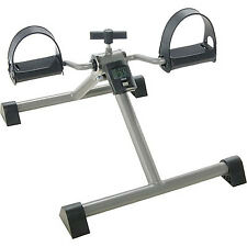 Exercise Bike Seatless Stationary Cycling Equipment Body Cycle with Monitor