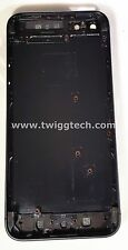 For iPhone 5 Space Grey Rear Housing + Tools - Metal Back Cover Apple