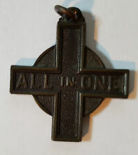 "Church of England Men's Society ""All in One"" Cross"