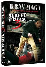 KRAV MAGA - Street Fighting vol.3 dvd combats de rue