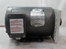 Baldor Inverter Drive Motor IDNM3538 1/2HP 230/460V 1.6/.8A 1725RPM 3PH 60HZ