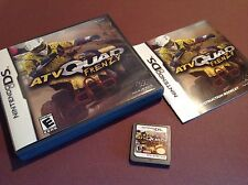 ATV Quad Frenzy (Nintendo DS) 50% off shipping on additional purchase